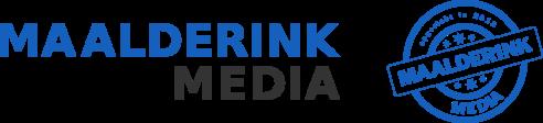 header logo Maalderink media